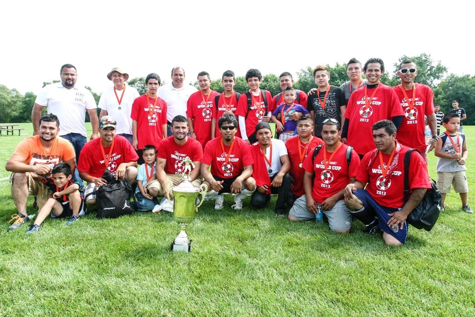 Wauconda Soccer Champions!