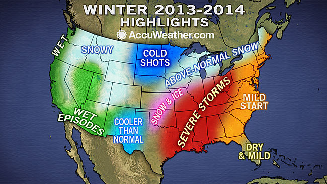 "Accuweather's Winter ""Guess Ta Mit"" — Do you think we will have a severe winter?"