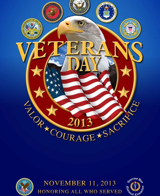May God Bless Our Veterans, Their Families & Loved Ones