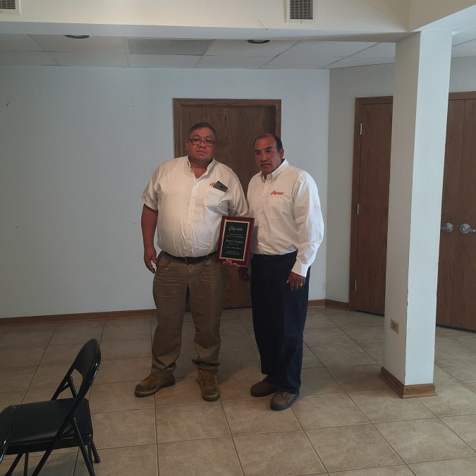 Mauricio Vazquez – Congratulations On Your 25th Acres Anniversary!