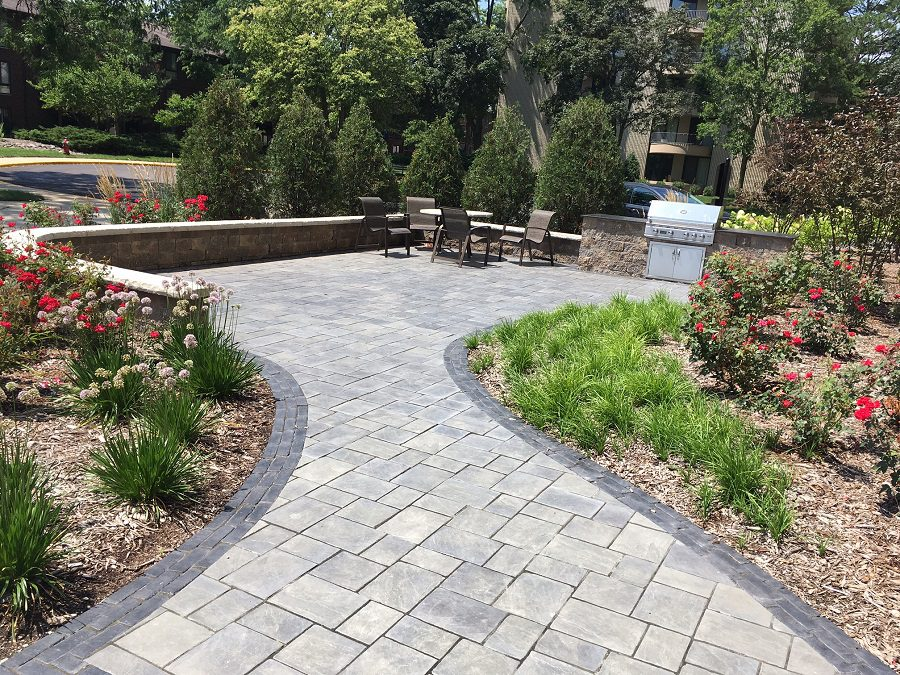 Acres Group Professionally Builds Patios